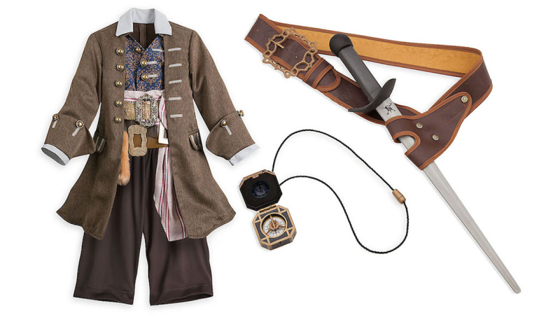 New 'Pirates of the Caribbean: Dead Men Tell No Tales' Merchandise Now at Disney Parks