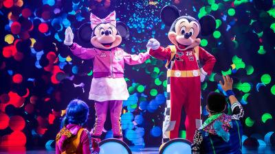 'Disney Junior Dance Party' Now Open at Disney California Adventure