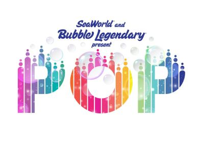 SeaWorld Inspires Guests with Live Performance and Awe-Inspiring Bubble Artistry