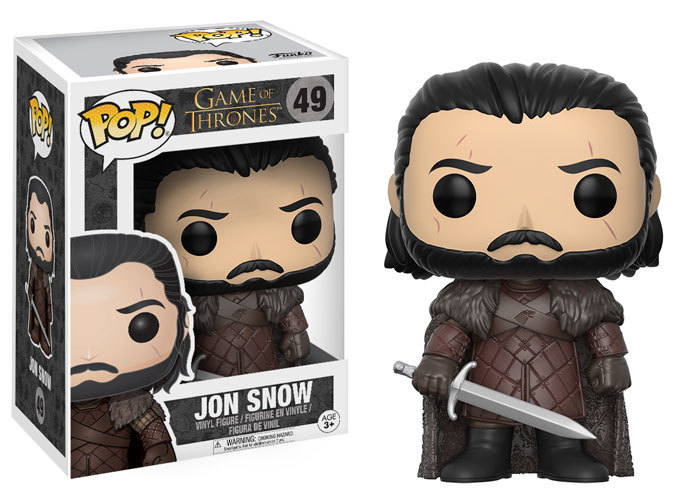 Game of Thrones Pops! and Keychain Coming Soon