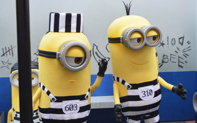 Meet the New Characters from Despicable Me 3 at Universal Orlando