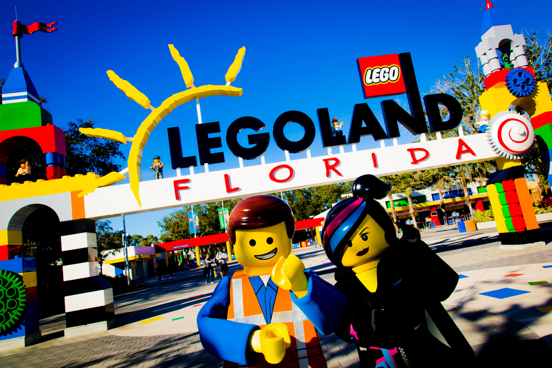 Picky eater? Food allergies? Dietary restrictions? LEGOLAND Florida We'll take care of you!