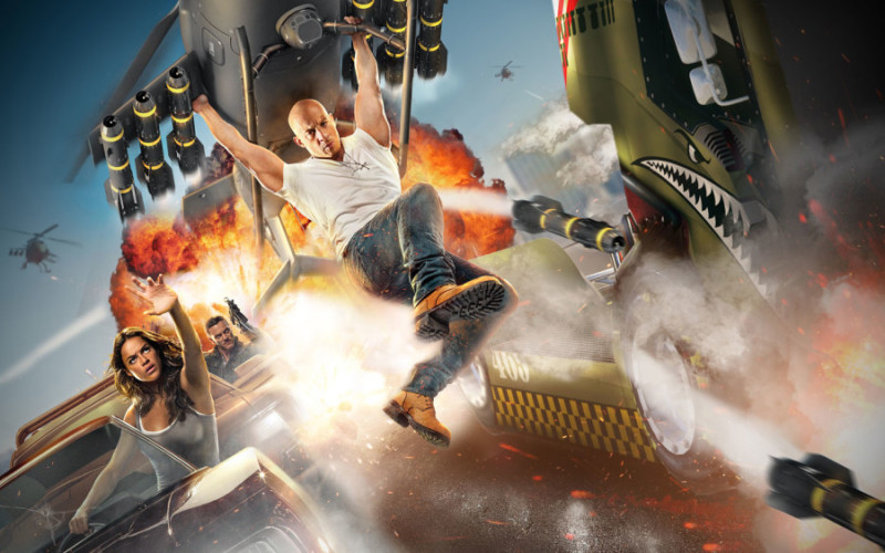 New Fast & Furious - Supercharged Details Announced