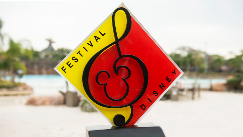 Festival Disney Creates Musical Magic for Schools Nationwide
