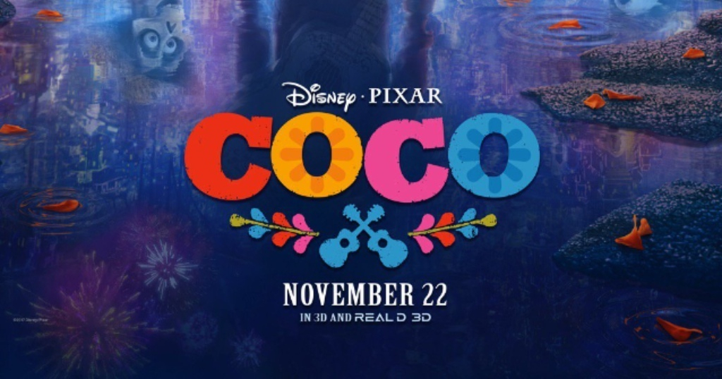 "New Disney Pixar ""COCO"" Poster and  Description"