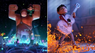 Animation Galore at D23 Expo