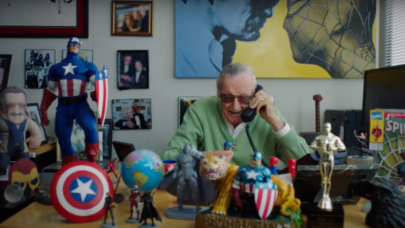 Stan Lee Assembles Super Heroes for Marvel Day at Sea on Disney Cruise Line