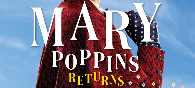 Mary Poppins Returns: Exclusive First Look Photos