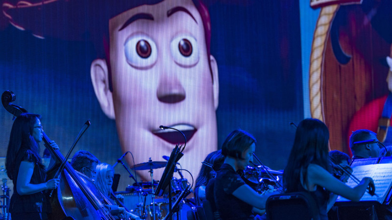 Pete Docter Shares What He Loves About 'The Music of Pixar LIVE! A Symphony of Characters'