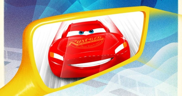 Amazing 'Cars 3' Prints