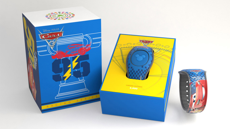 New Merchandise for Disney•Pixar's 'Cars 3' at Disney Parks