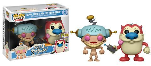 SDCC 2017 Exclusives Wave 4: Cartoons