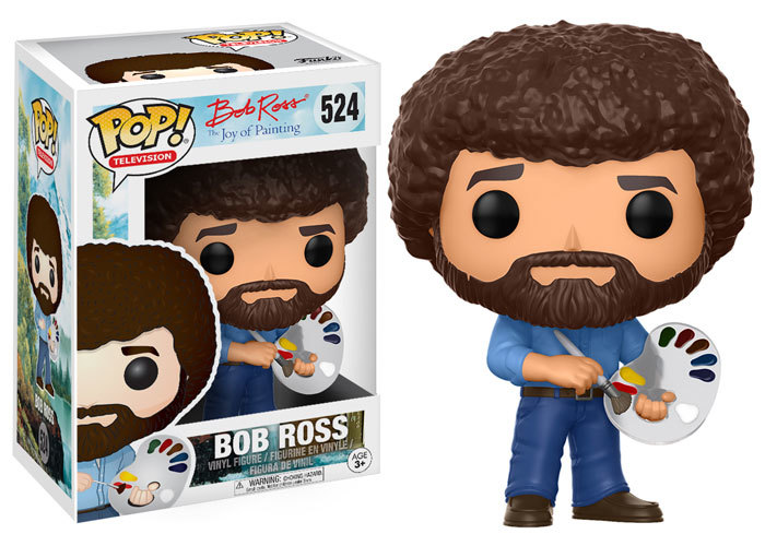 Bob Ross Pop! Coming Soon