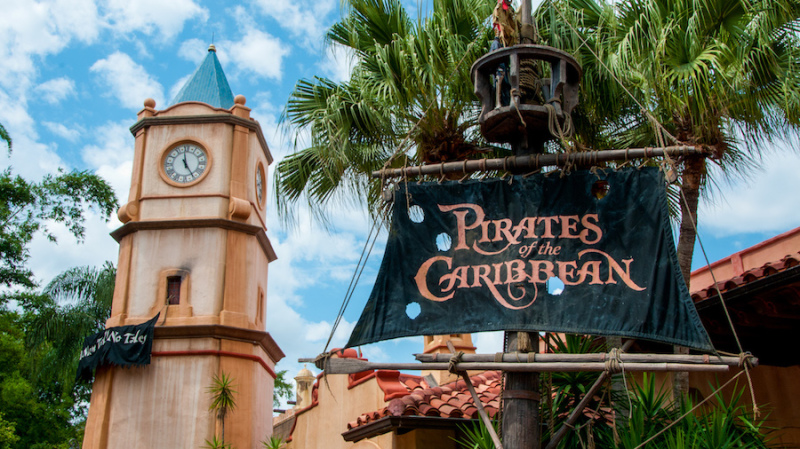 New Photo Capture Coming to Pirates of the Caribbean at Magic Kingdom