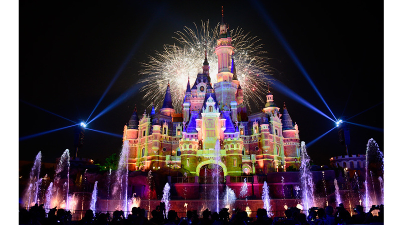 Shanghai Disney Resort Hosts Spectacular One Year Anniversary Celebration
