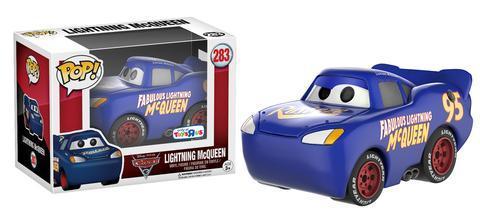Cars 3 Exclusive Lightning McQueen Pop!