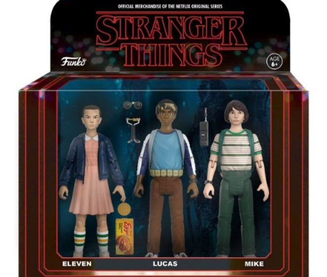Coming Soon: Stranger Things Action Figures!