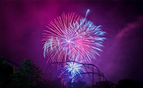 'Ignite' SeaWorld's Summer Fireworks