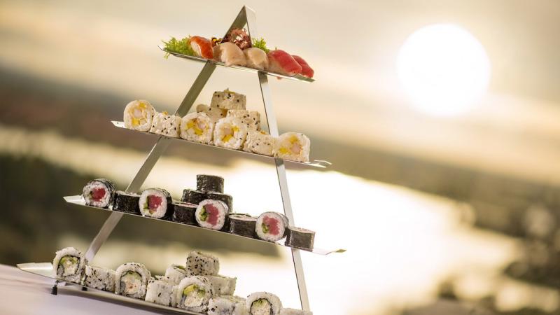 7 Spots for Sushi at Walt Disney World