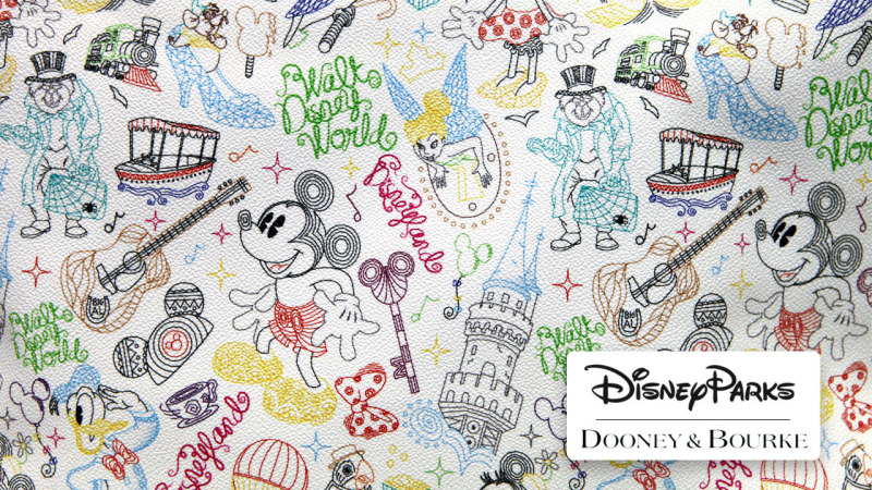 New Dooney & Bourke Handbags and More at Disney Parks