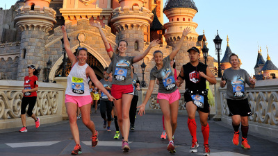 The Disneyland Paris – Val d'Europe Half Marathon Weekend's Fairytale-Inspired Medals Are Here
