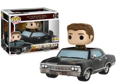 SDCC 2017 Exclusives Wave 7: Warner Bros. - Harry Potter, The 100, Supernatural & Lord of the Rings!
