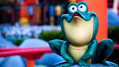 A Neighborhood with Character: Funny Faces of Mickey's Toontown at Disneyland