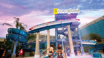 A Summer Vacation at the Disneyland Resort
