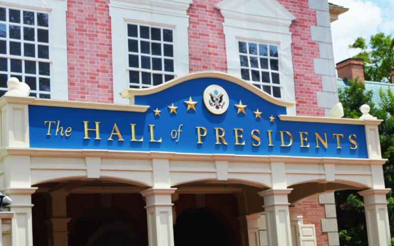 Hall of Presidents to Reopen in Magic Kingdom
