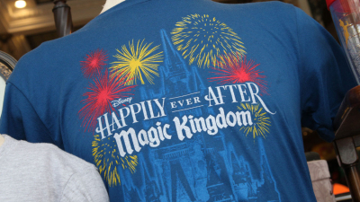 'Happily Ever After' Poster Inspires Commemorative Merchandise