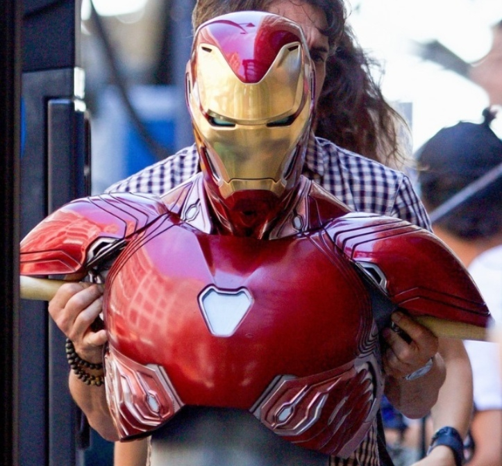 Avengers: Infinity War Set Photos