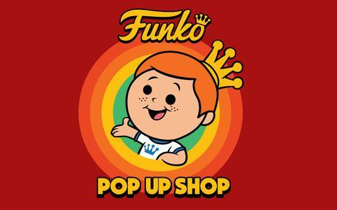 Funko Pop!-Up Shop at SDCC: Exclusives Reveal Part 1