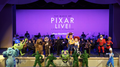 #DisneyParksLIVE to Live Stream 'The Music of Pixar Live!'