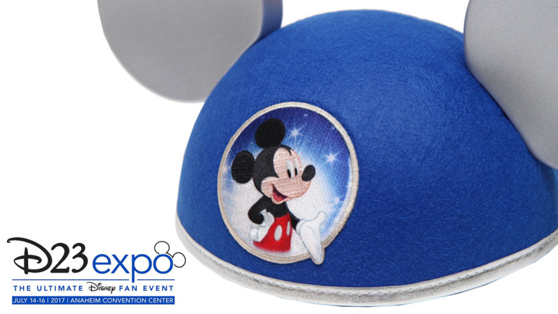 New Headwear Coming to the Disney Dream Store at D23 Expo