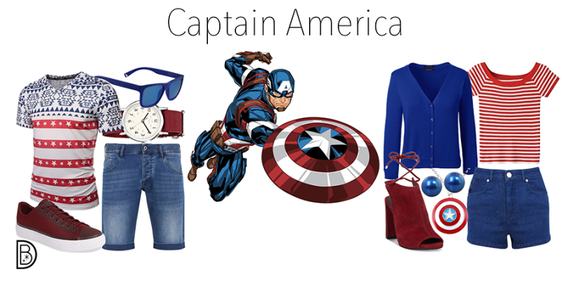 Showcase Your Super Hero-fueled Fashion and Be Captain at Marvel Day at Sea