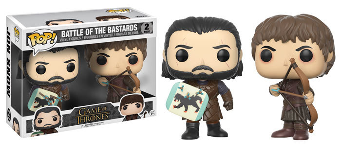 Game of Thrones Dorbz, Rock Candy, & 2-Pack Pop! Coming Soon
