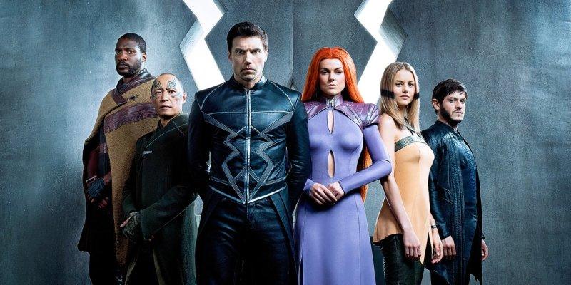 Marvel's Inhumans Official Trailer 1