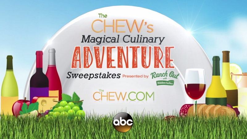 Enter 'The Chew's' Sweepstakes for a Chance to Win a Trip to the Delicious Epcot International Food