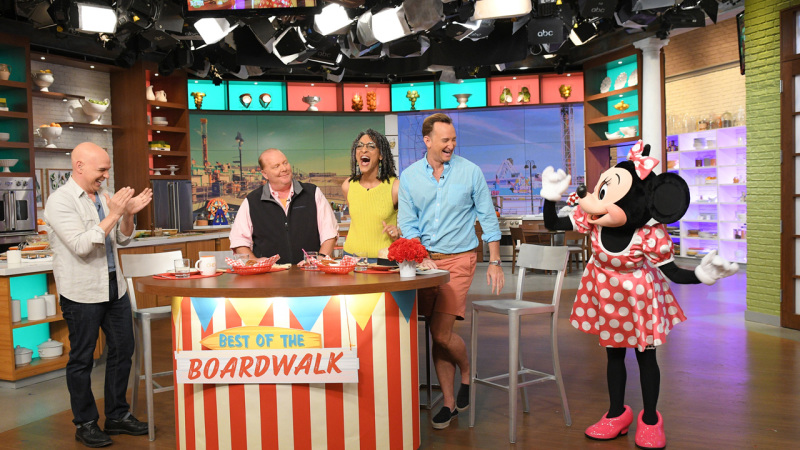 ABC's 'The Chew' Returns for 22nd Epcot International Food & Wine Festival Oct. 4-6