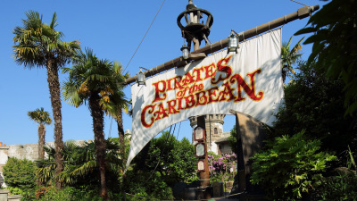 New Pirates Set to Join the Crew of Pirates of the Caribbean at Disneyland Paris July 24