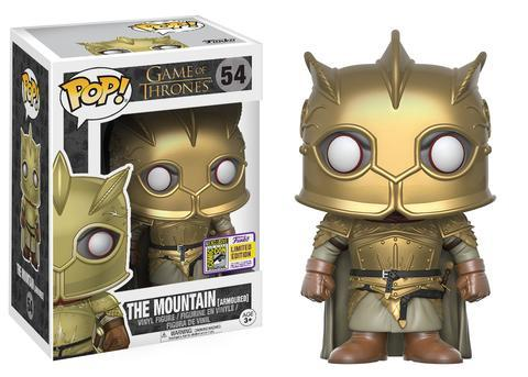 SDCC 2017 Exclusives Wave 10: HBO - Game of Thrones & Westworld!