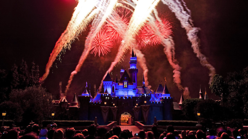 Celebrating Independence Day at Disneyland Resort