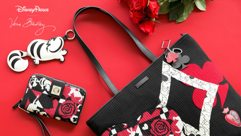 New Disney Parks Collection by Vera Bradley Blooming This Summer