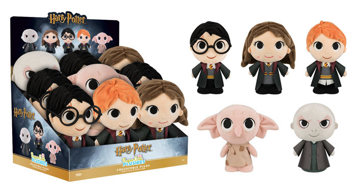 Coming Soon: Harry Potter Mystery Minis & SuperCute Plushies!