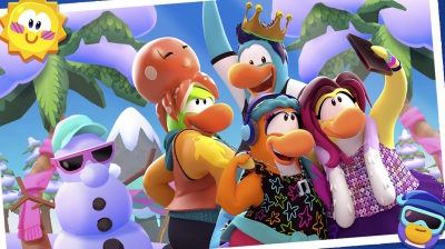 Club Penguin Island Event Coming to Disney's Blizzard Beach