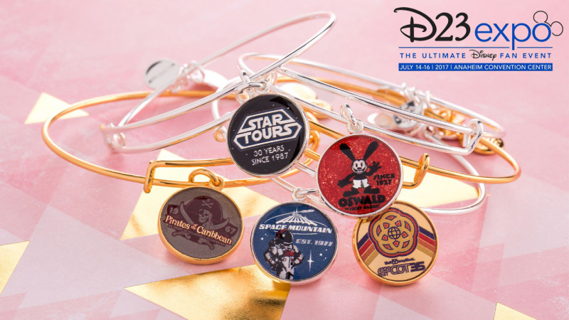 Exclusive Accessories in Disney Dream Store at D23 Expo