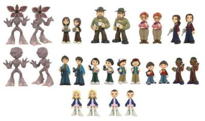 Stranger Things Mystery Minis, SuperCute Plushies, & Pop!s Coming Soon