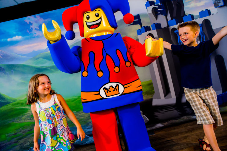 Four more weekends of renaissance fun during LEGOLAND Florida Knight Lights!