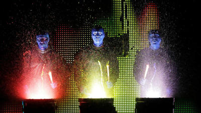 Blue Man Group Purchased by Cirque du Soleil