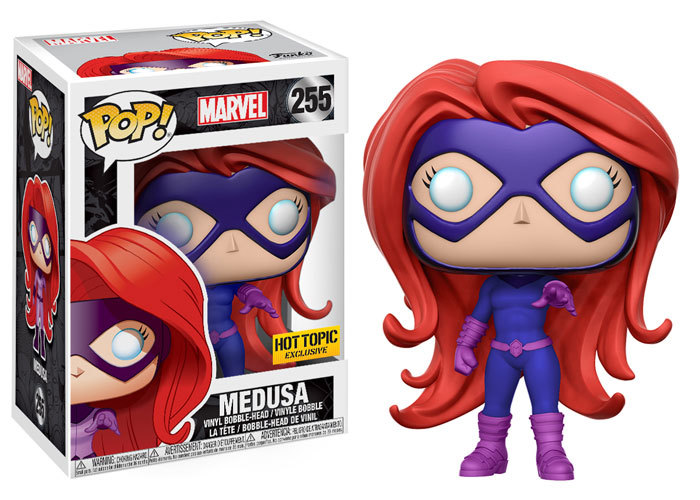 Coming Soon: Inhumans Plushie & Pop!